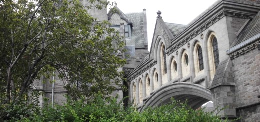 Beauty of Dublin: Linking Dublinia with Christchurch Cathedal. Picture by Marcel Aubron-Bülles