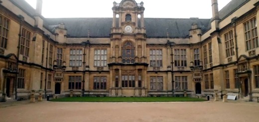 Exam Schools, Oxford