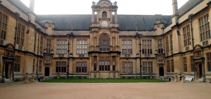 Exam Schools, Oxford