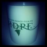 Herr-der-Ringe-Film.de 10th Jubilee Mug