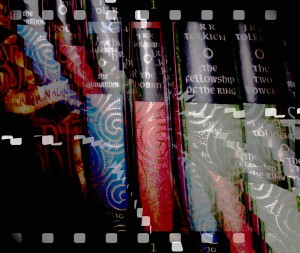 The vision of books and films