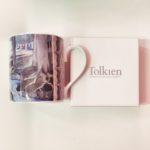 Mug from the Tolkien: Maker of Middle-earth Exhibition, Oxford, 2018 (c) Tolkien Estate et al.