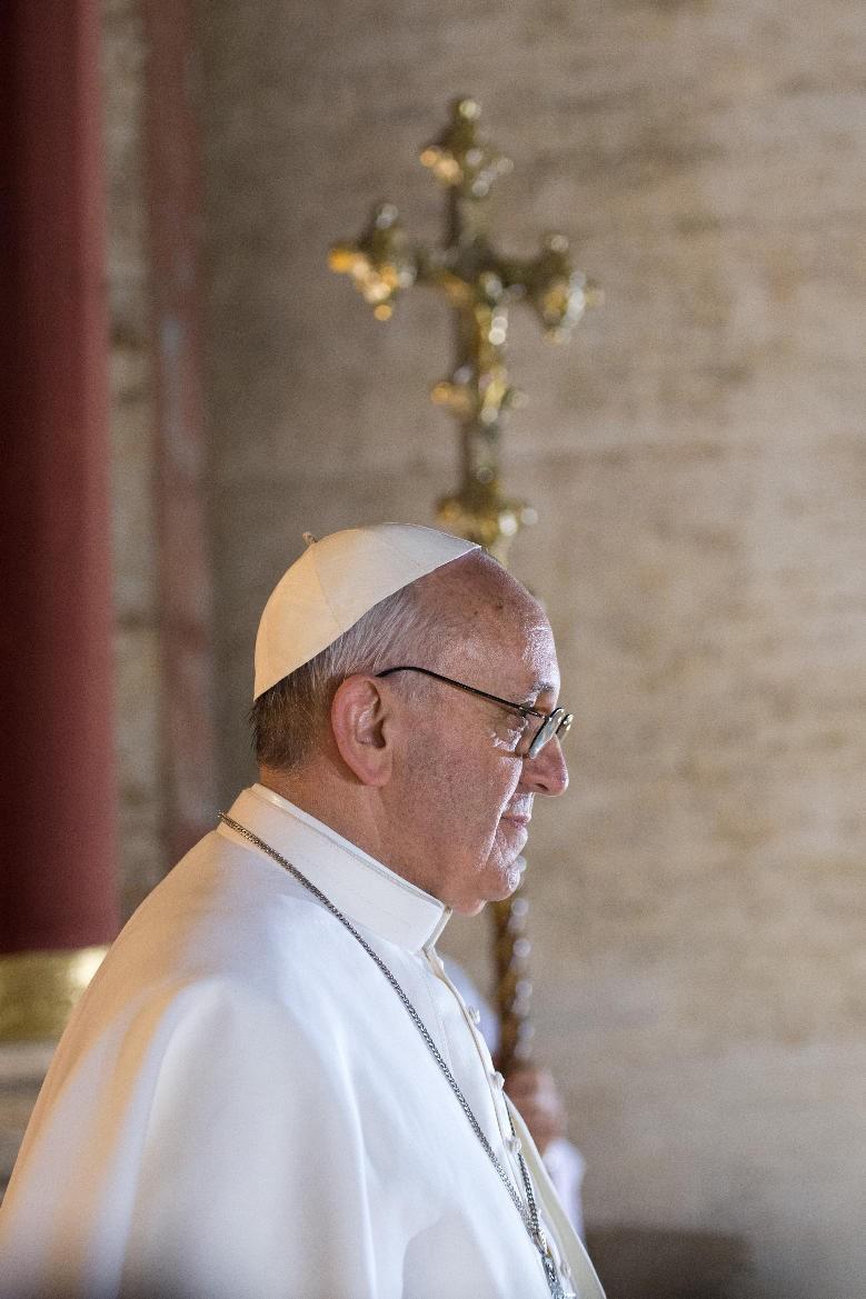 Pope Francis (c) Vatican.va