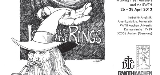 """Tolkien Seminar Aachen, Adaptations of Tolkien's """"The Lord of the Rings"""", (c) Anke Eißmann"""