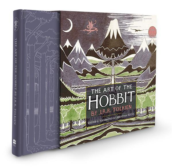 The Art of the Hobbit, Christina Scull and Wayne Hammond (eds.), (c) HarperCollins