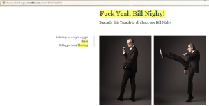 Fuck Yeah, Bill Nighy - tumblr