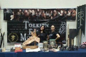 Tolkien Fans Monterrey at their first Con