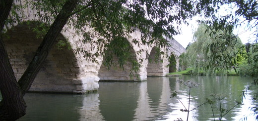 A bridge in the modern Shire