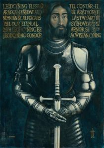 The High King Elessar (c) Jay Johnstone