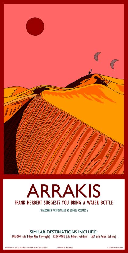 Arrakis (c) Autun Purser