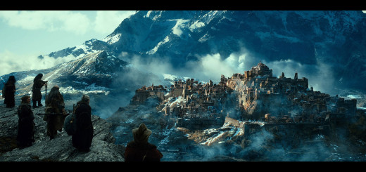 The Hobbit: The Desolation of Smaug. Dale. (c) Warner Bros. etc.