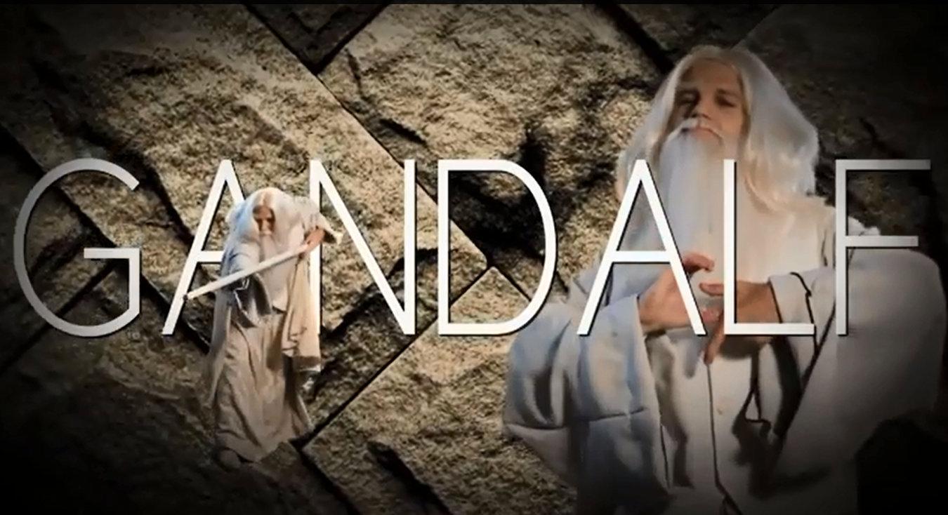 Gandalf (c) Epic Rap Battles in History