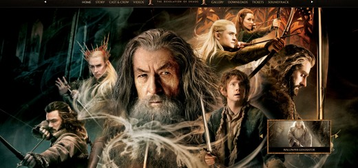 The Hobbit: The Desolation of Smaug (c) Warner Bros. etc.