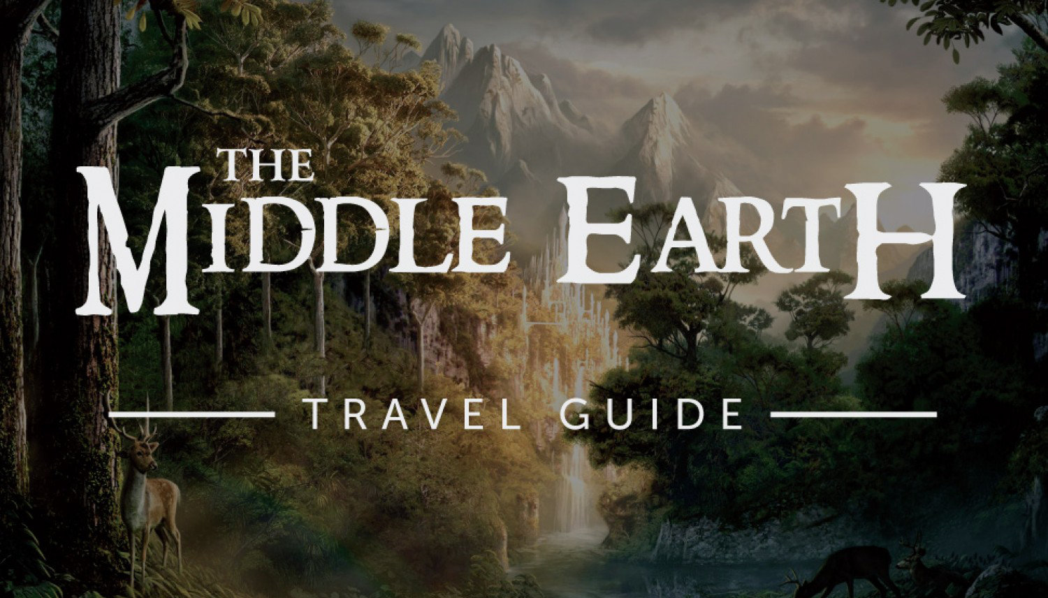 Middle-earth Travel Guide by Cheapflights.com.au