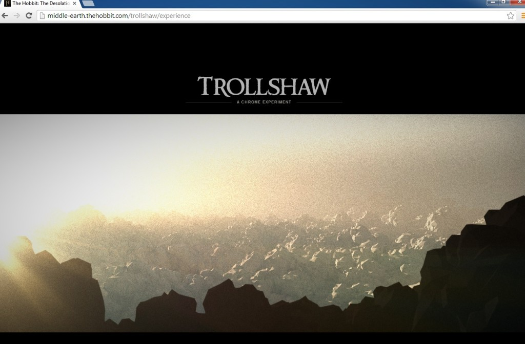 Yes, I managed to escape the trolls! (c) Google, Warner Bros.