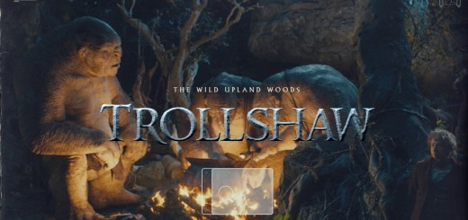 Trollshaw Forest (c) Google, Warner Bros.