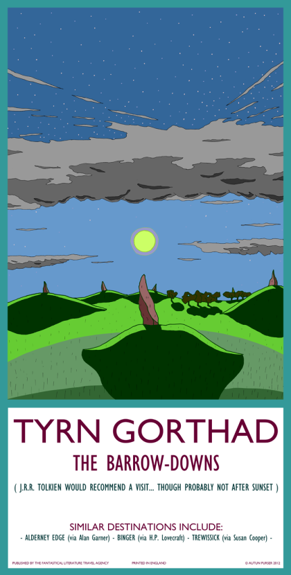 Tyrn Gorthad (c) Autun Purser