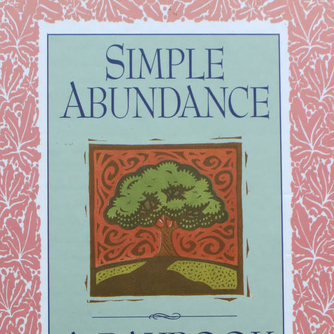 Sarah Ban Breathnach (c) Simple Abundance
