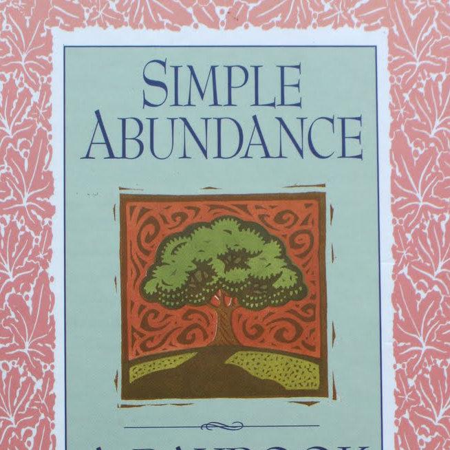 Sarah Ban Breathnach (c) Simple Abundance