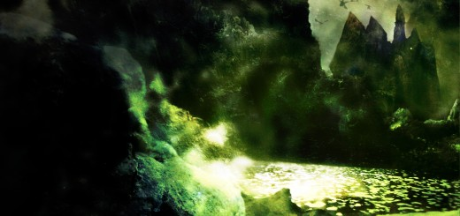 Lair of the Wraiths (c) John Cockshaw