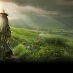 The Hobbit: An Unexpected Journey. Gandalf Wallpaper (c) Warner Bros et al.