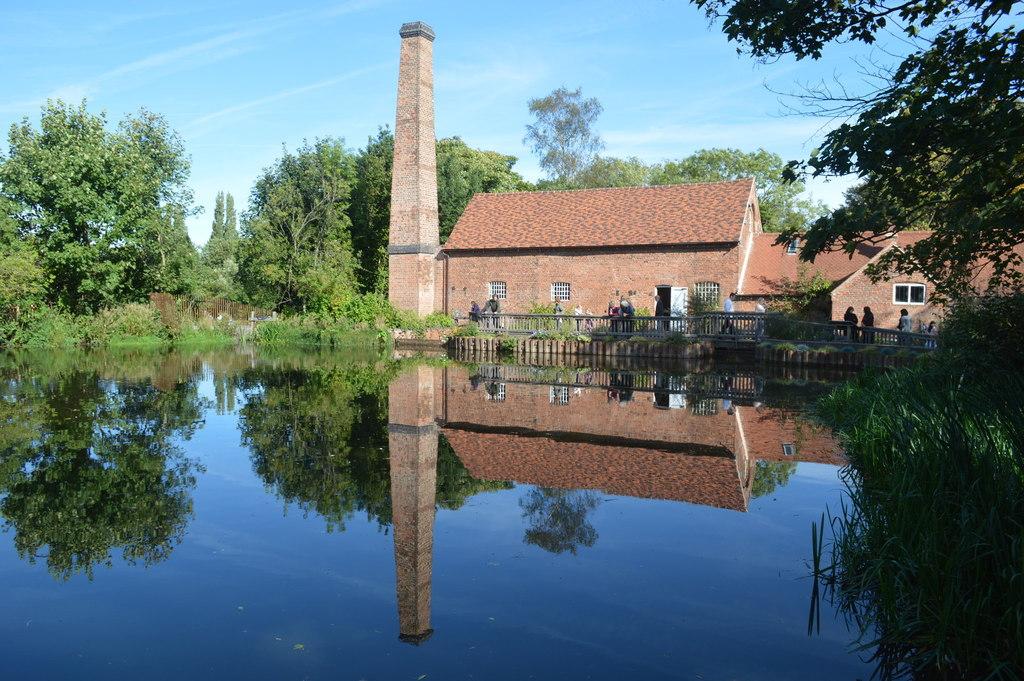 Sarehole Mill (c) John M