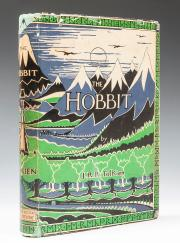 The Hobbit by J.R.R. Tolkien, first edition, first impression