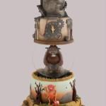Tracey Rothwell (c) Labyrinth cake