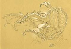 Smaug by I. Cavini