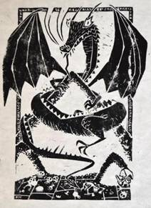 Smaug by T. Hijo