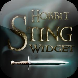 The Hobbit Sting Widget
