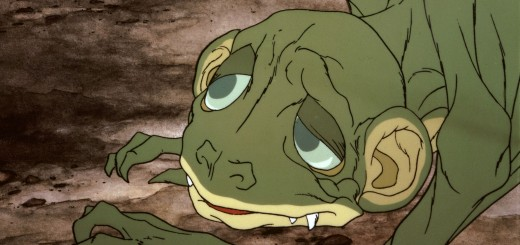 Gollum really is a frog-like creature! (c) Warner Bros. Home Entertainment