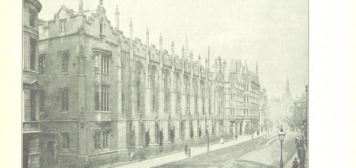 British Library flickr stream, Making of Birmingham Robert K. Dent, Free Grammar School, New Street