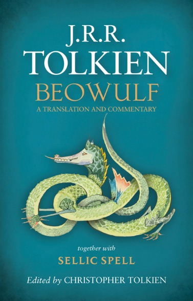 Beowulf. Translation & Commentary. J.R.R. and Christopher Tolkien. (c) HarperCollins