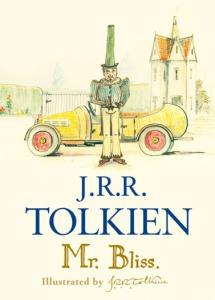 Mr Bliss. J.R.R. Tolkien (c) HarperCollins