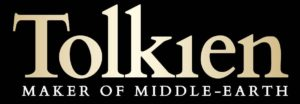 Tolkien: Maker of Middle-earth. Logo of exhibition, (c) Bodleian Libraries and The Tolkien Estate Limited