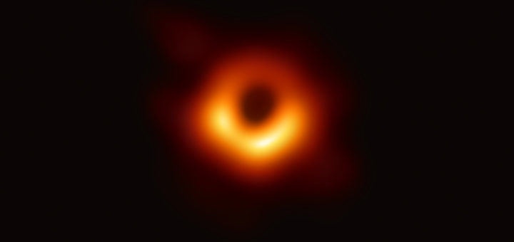 Picture credit: Black Hole in Galaxy Messier 87, Event Horizon Telescope collaboration et al.