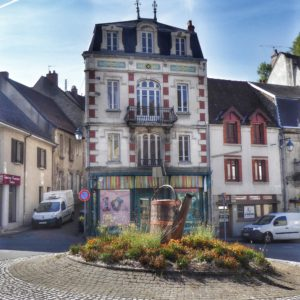 Beautiful house in Aubusson