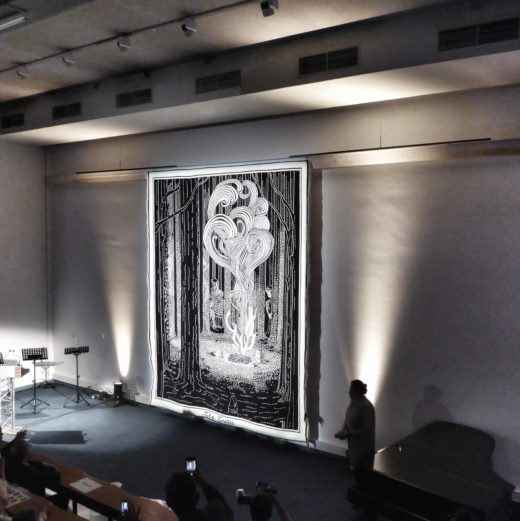 Tolkien Tapestries: The Trolls revealed in Aubusson on Sept 11, 2019