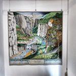 Tolkien Tapestries: Rivendell, Cité International de la tapisserie