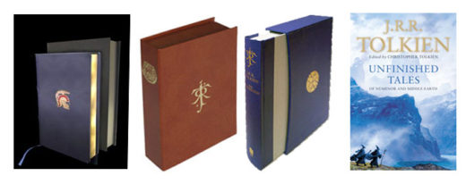 Books edited by CJRT (c) HarperCollins