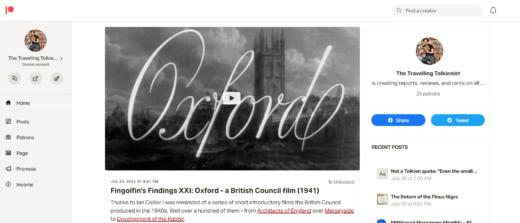 British Council, Oxford (1941)
