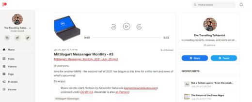 Mittilagart Messenger 3